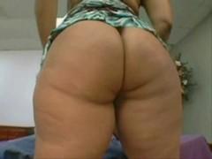 Angie Love Monster Butt Pt.1