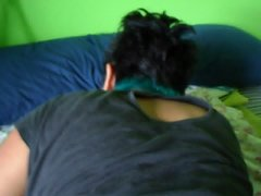 Rico Culito En Minifalda