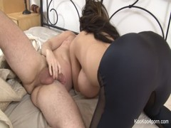 Amy Anderssen Gets A Hard Fuck