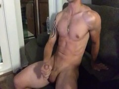 A Quick Jerk And Cum- Gaydudecams.com