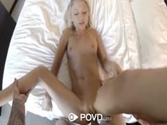Little Dakota Skye Gets Fucked Hard And Creampie – Povd