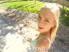Povd – Teen Babe Alex Grey Turns A Nice Picnic Into Hot Pov Sex